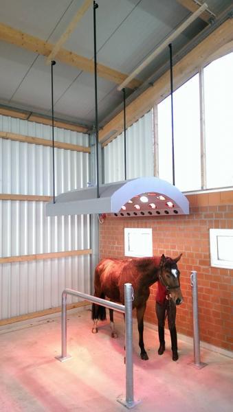 Solarium pour chevaux PMsolar Summerwind Luxe