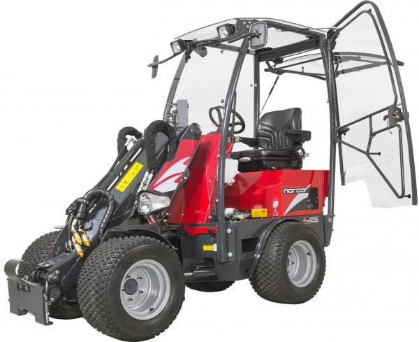 Mini-chargeur Norcar a6026