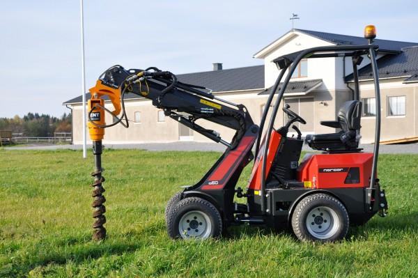 Mini-chargeur Norcar a6020