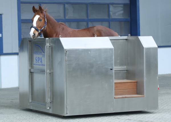 SPA chevaux Horse gym 2000