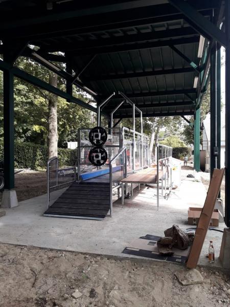Tapis d'entrainement chevaux Galopeur G1/G2 – 70km/h